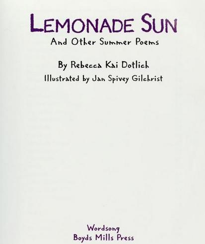 lemonade title