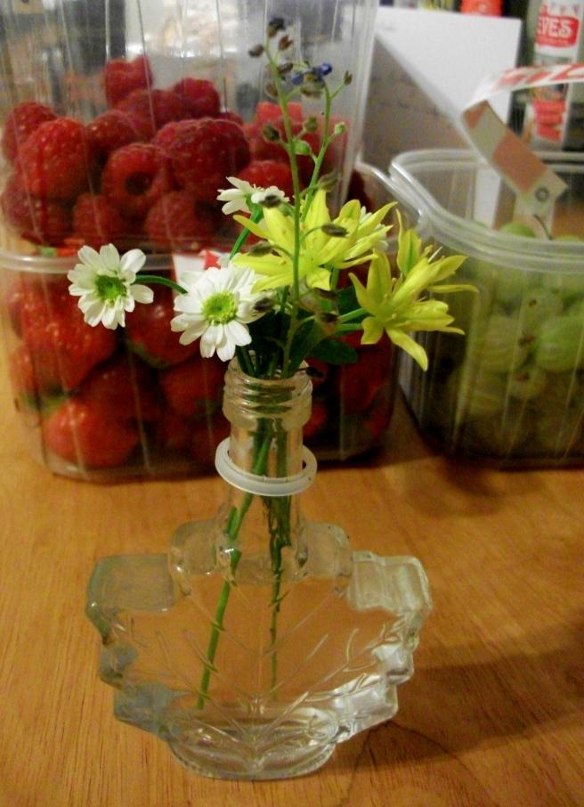 flowers&punnet