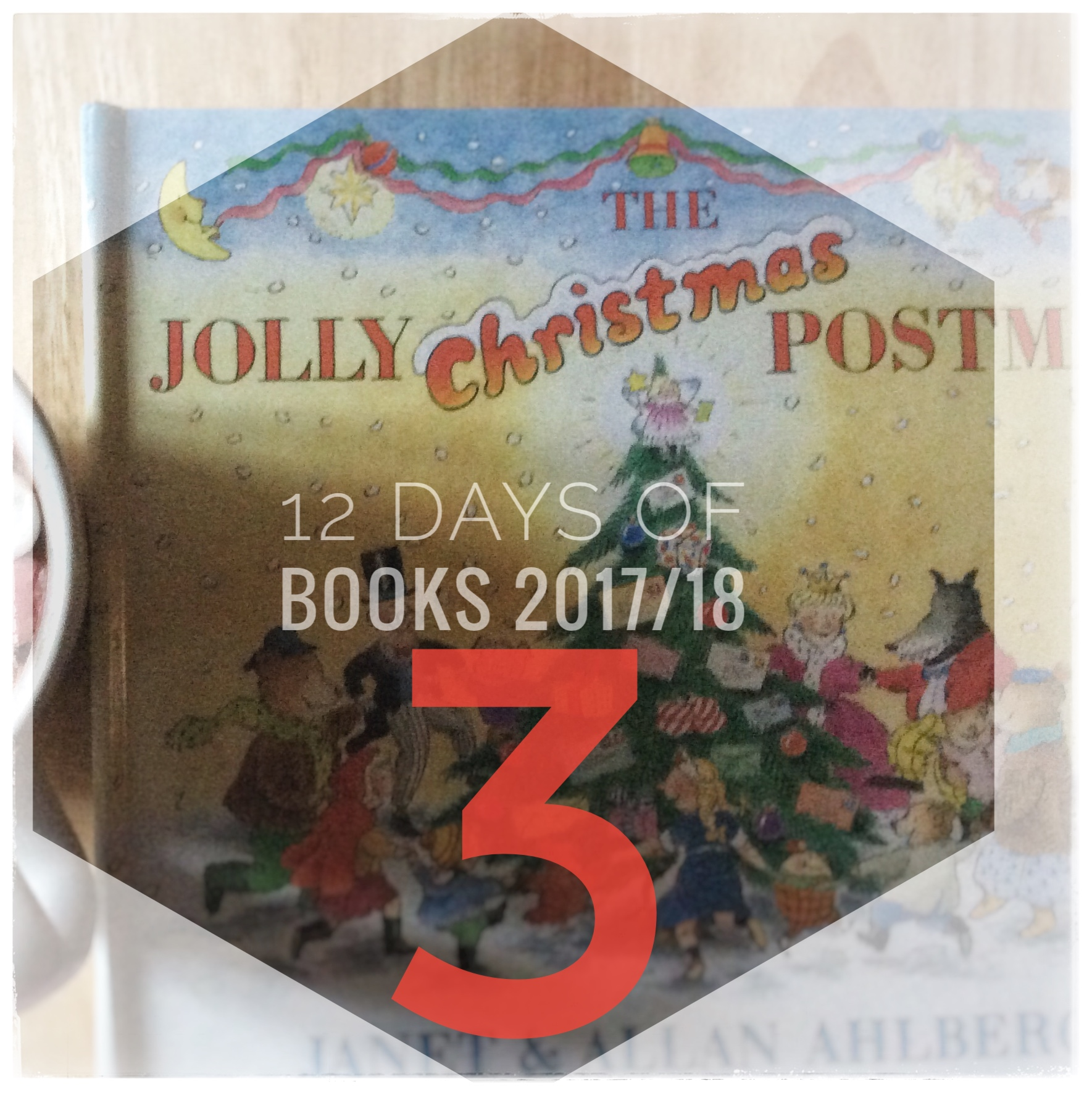 12 Days of Books 2017/18: The Jolly Christmas Postman | The ...